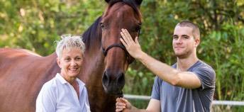 Need a horse nanny?